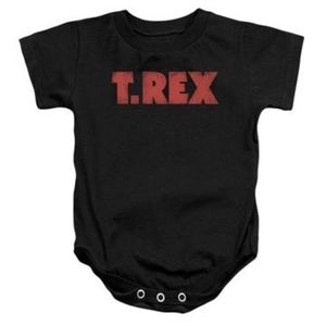 Other - T Rex - Logo Infant Snapsuit Onesie